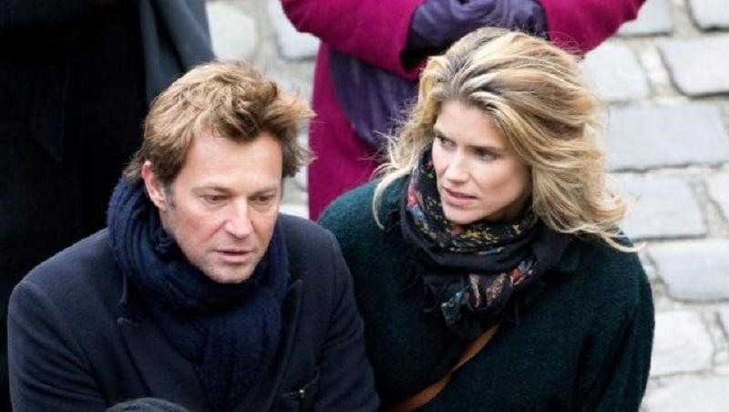 Laurent Delahousse et Alice Taglioni où en sont-ils