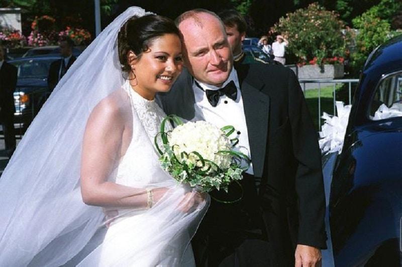 Les épouses de Phil Collins qui sont-elles