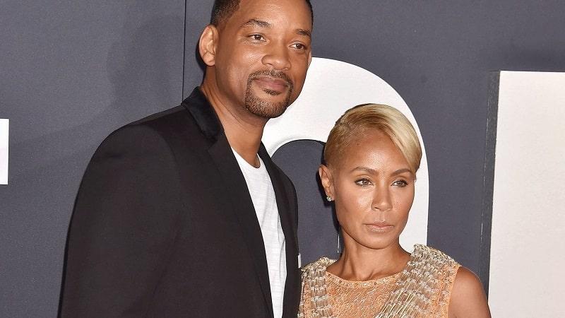 Wil Smith et Jada Pinkett ne s'appellent plus « mari et femme »