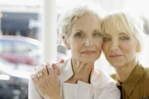 lesbiennes seniors