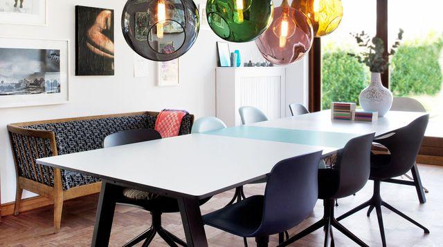 La chaise de salle manger de nombreux crit res pour choisir - Comment decorer sa salle a manger ...
