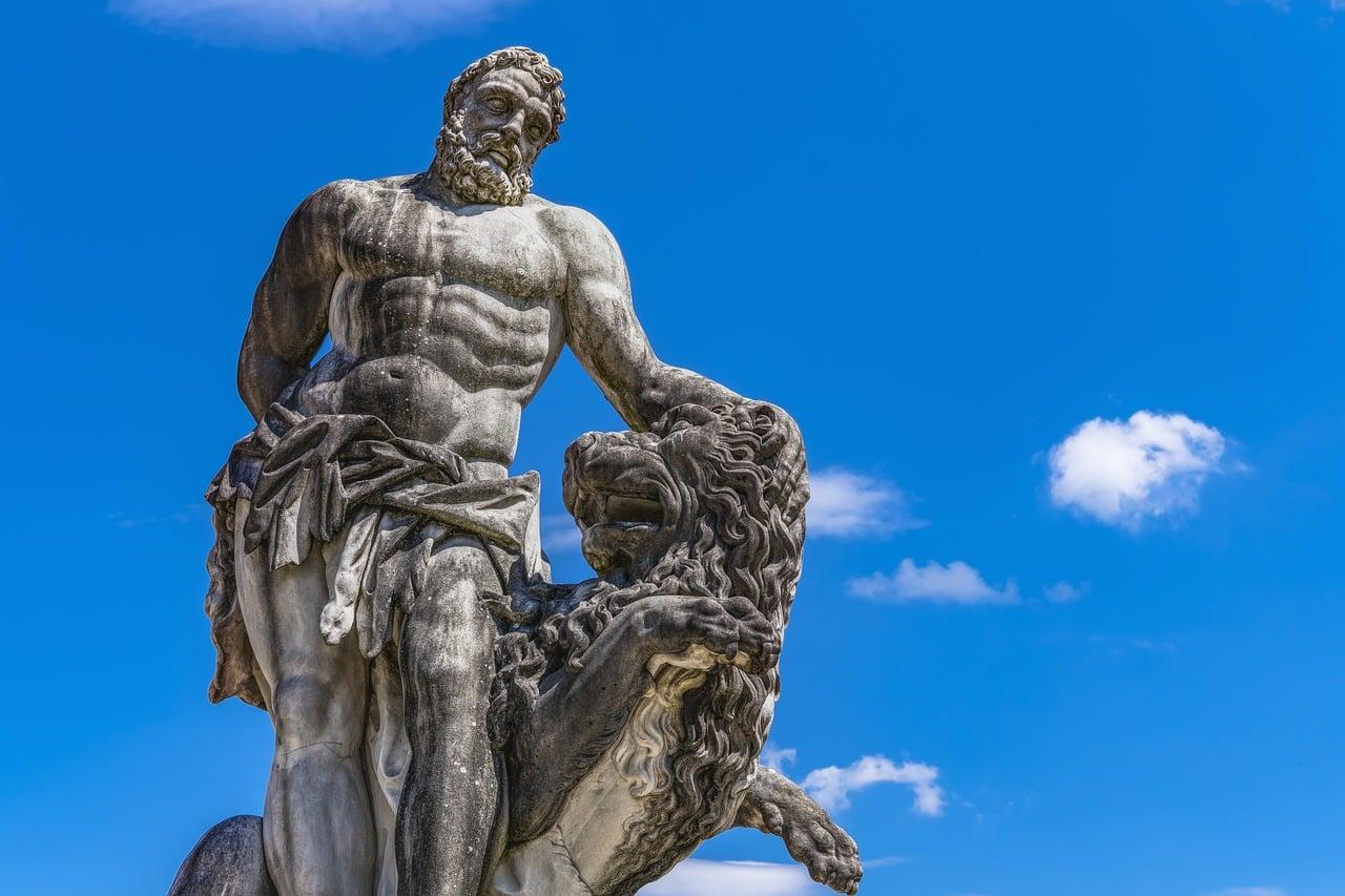 Les 12 travaux d'Hercule / Héraclès